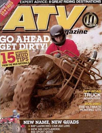 Atv Magazine Subscription Canada