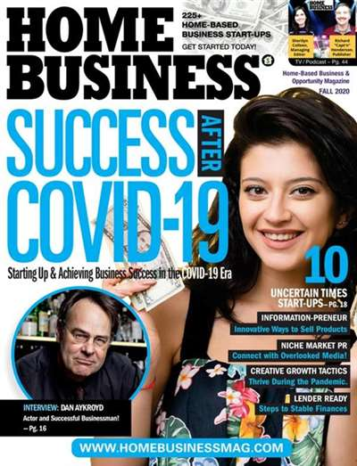 Home Business Magazine Subscription Canada