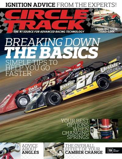 Circle Track Magazine Subscription