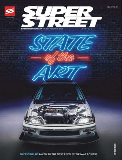 Super Street Magazine Subscription Canada