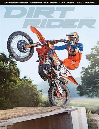 Dirt Rider Magazine Subscription Canada