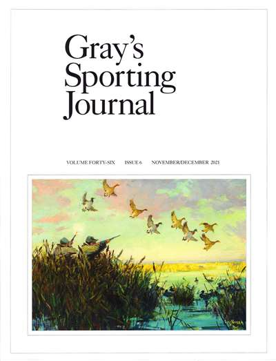 Gray's Sporting Journal Magazine Subscription United States