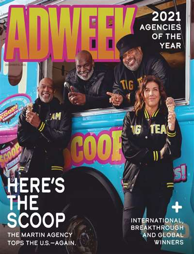 Adweek Magazine Subscription Canada