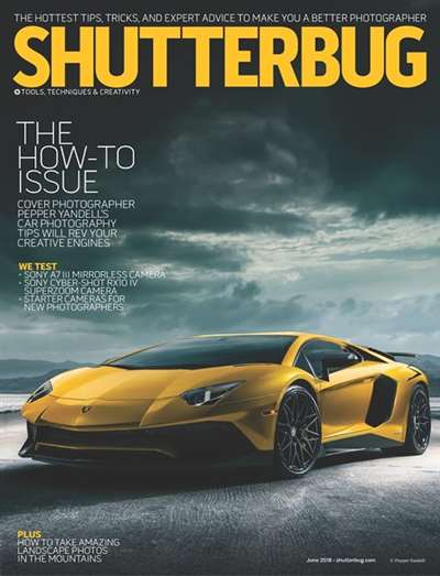 Shutterbug Magazine Subscription Canada