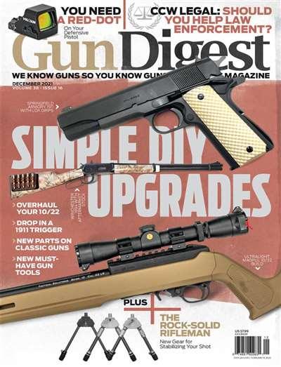 Gun Digest Magazine Subscription