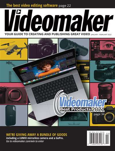 Videomaker Magazine Subscription Canada