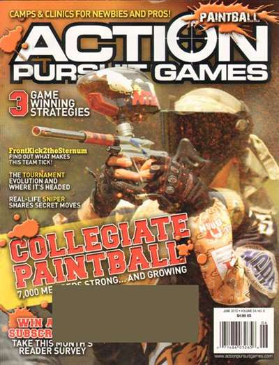 Action Pursuit Games Magazine Subscription