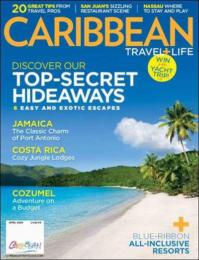 Caribbean Travel & Life Magazine Subscription Canada