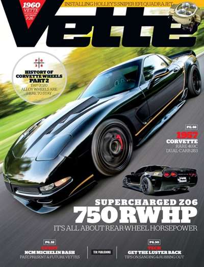 Vette Magazine Subscription Canada