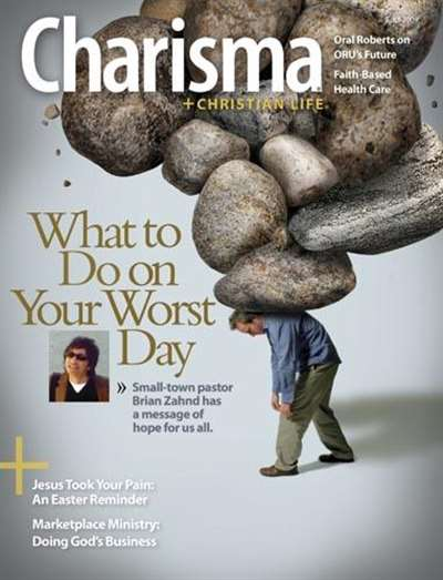 Charisma & Christian Life Magazine Subscription Canada