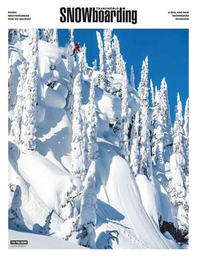 Transworld Snowboarding Magazine Subscription