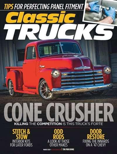 Classic Trucks Magazine Subscription Canada