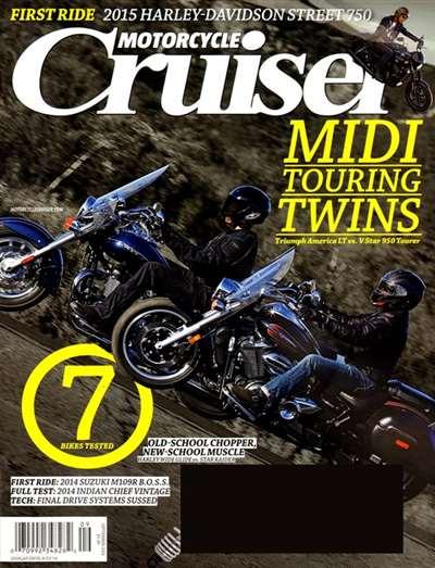 Motorcycle Cruiser Magazine Subscription Canada