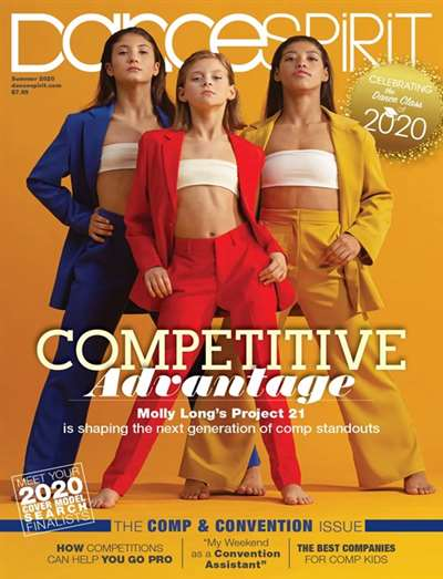 Dance Spirit Magazine Subscription Canada