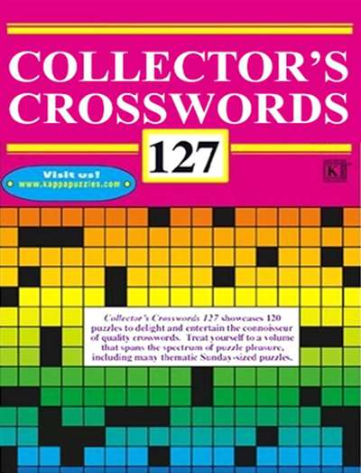 Collector's Crosswords Magazine Subscription United States