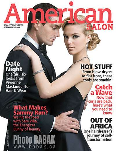 American Salon Magazine Subscription
