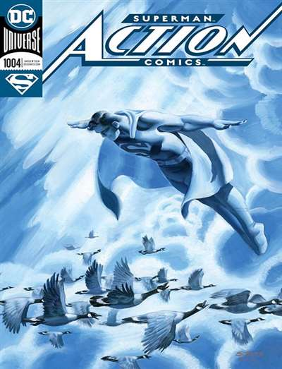 Action Comics Magazine Subscription Canada