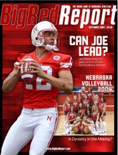 Big Red Report Magazine Subscription Canada