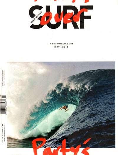 Transworld Surf Magazine Subscription
