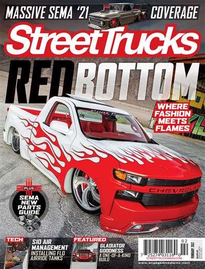 Street Trucks Magazine Subscription