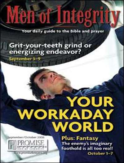 Men Of Integrity Magazine Subscription Canada