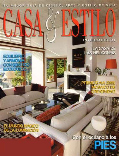Casa & Estilo Internacional Magazine Subscription