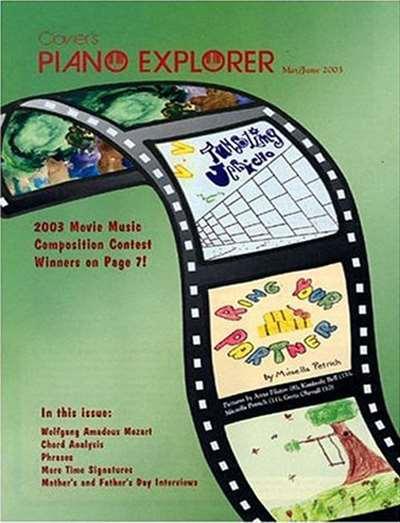 Piano Explorer Magazine Subscription