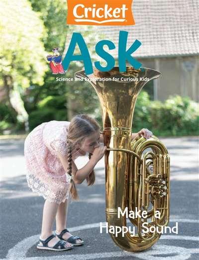 Ask Magazine Subscription