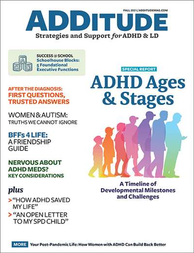 Additude Magazine Subscription Canada