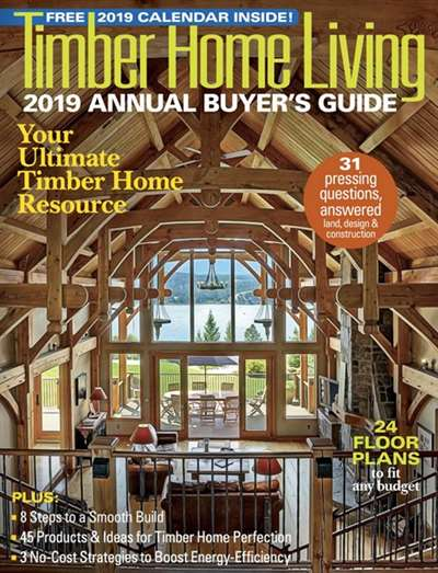 Timber Home Living Magazine Subscription Canada