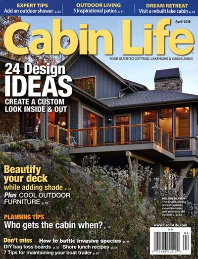 Cabin Life Magazine Subscription Canada