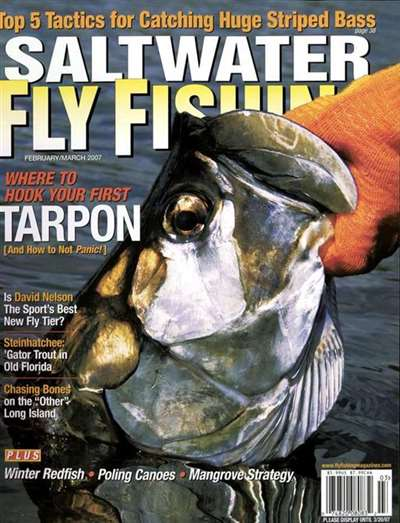 Fly Fishing In Saltwater Magazine Subscription