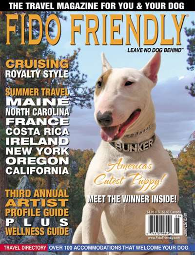 Fido Friendly Magazine Subscription United States
