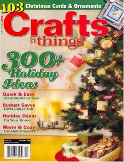 Crafts 'N Things Magazine Subscription Canada