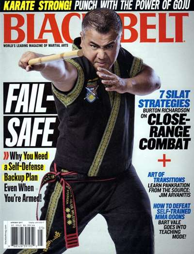 Black Belt Magazine Subscription Canada