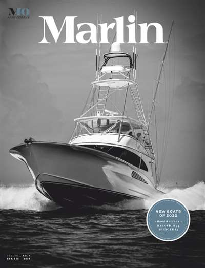 Marlin Magazine Subscription Canada