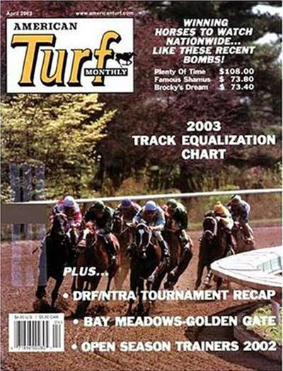 American Turf Monthly Magazine Subscription Canada