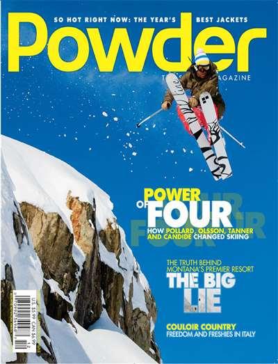 Powder (Skiing) Magazine Subscription