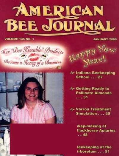 American Bee Journal Magazine Subscription