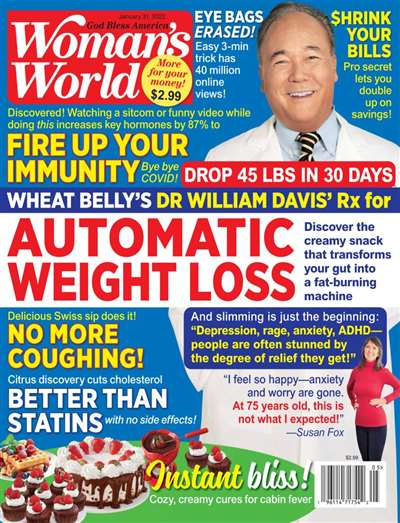 Woman's World Magazine Subscription Canada