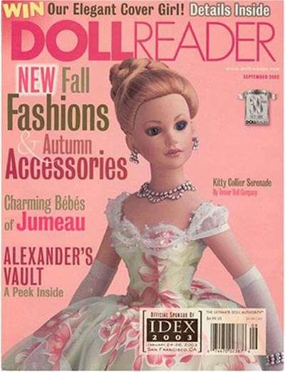 Doll Reader Magazine Subscription United States