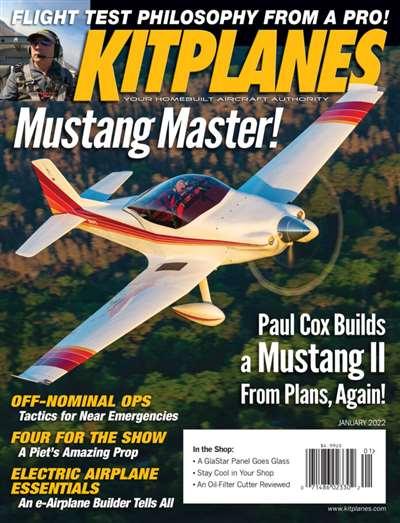 Kitplanes Magazine Subscription Canada