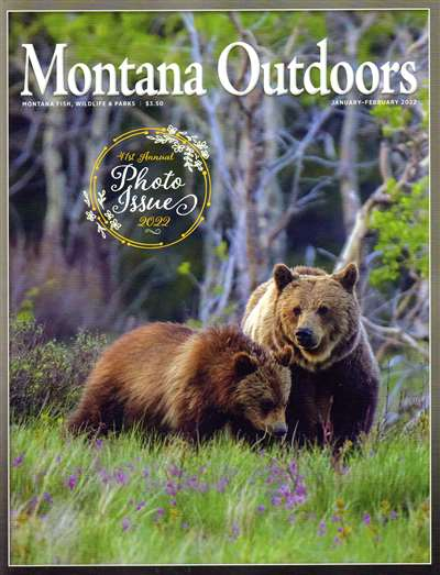 Montana Outdoors Magazine Subscription Canada