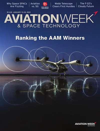 Aviation Week & Space Technology Magazine Subscription