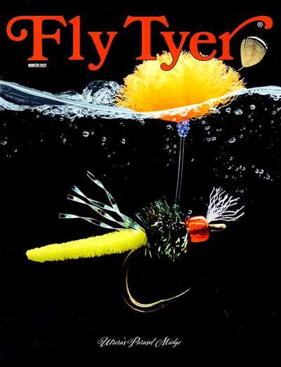 Fly Tyer Magazine Subscription Canada