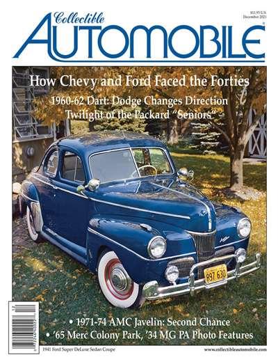 Collectible Automobile Magazine Subscription