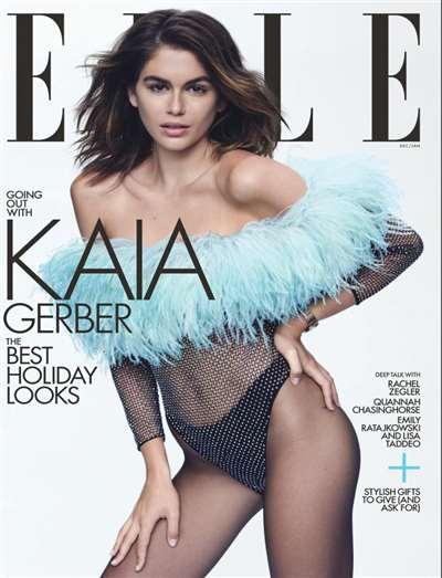 Elle Magazine Subscription Canada
