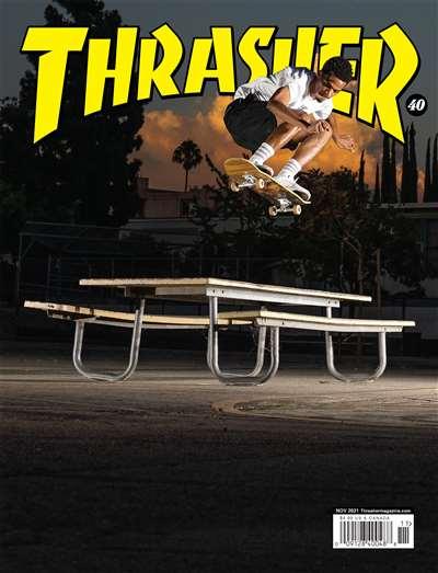 Thrasher Magazine Subscription Canada