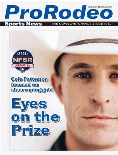 Pro Rodeo Sports News Magazine Subscription Canada