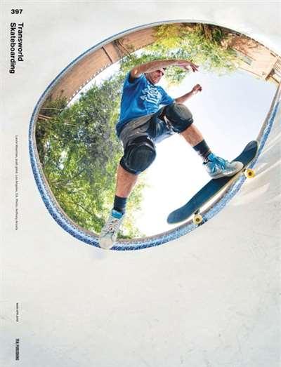 Transworld Skateboarding Magazine Subscription Canada